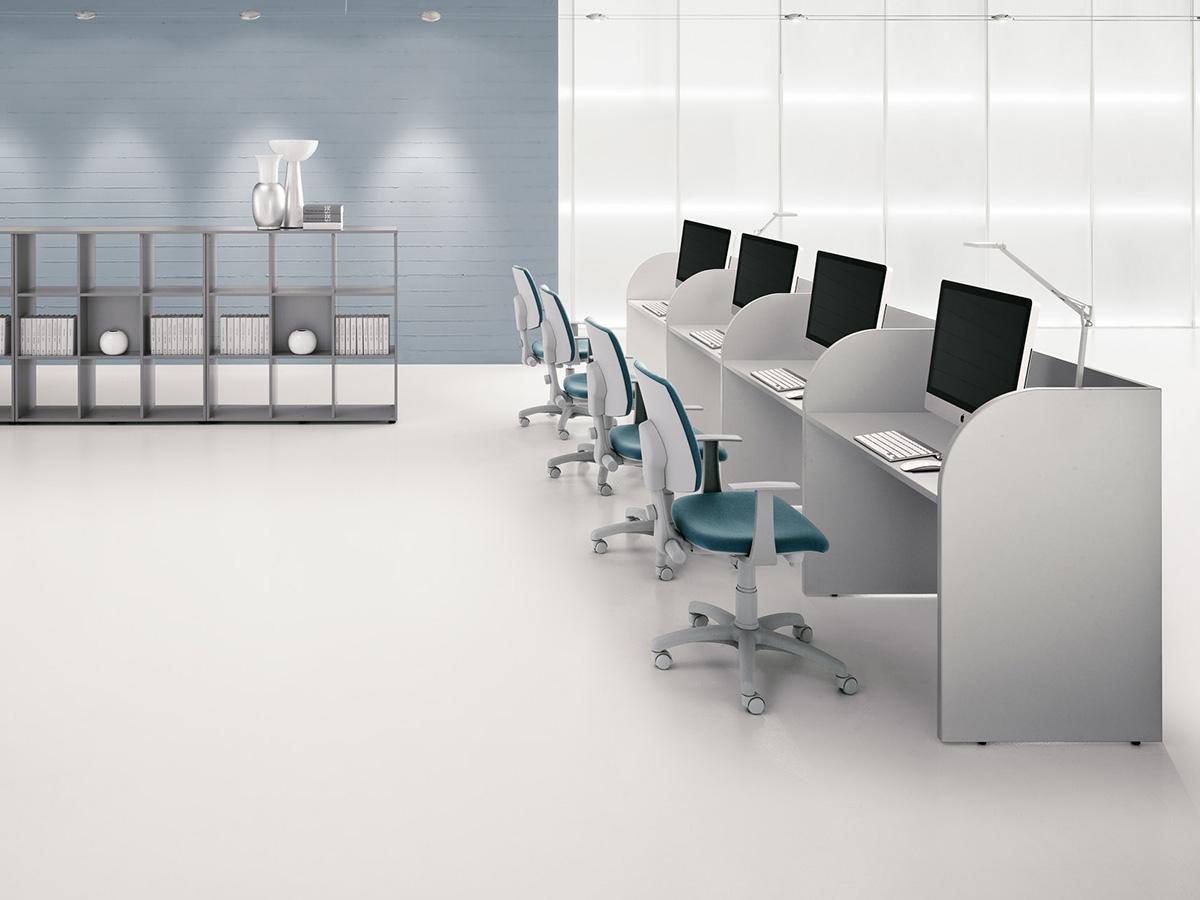 Arredamento ufficio completo vendita online composizioni for Arredamento call center