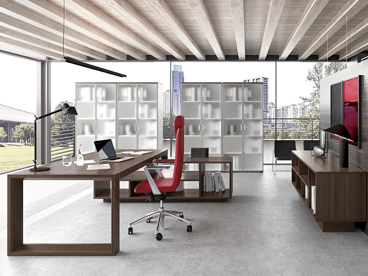 Arredamento Ufficio Foto : Arredamento ufficio completo vendita online composizioni arredo
