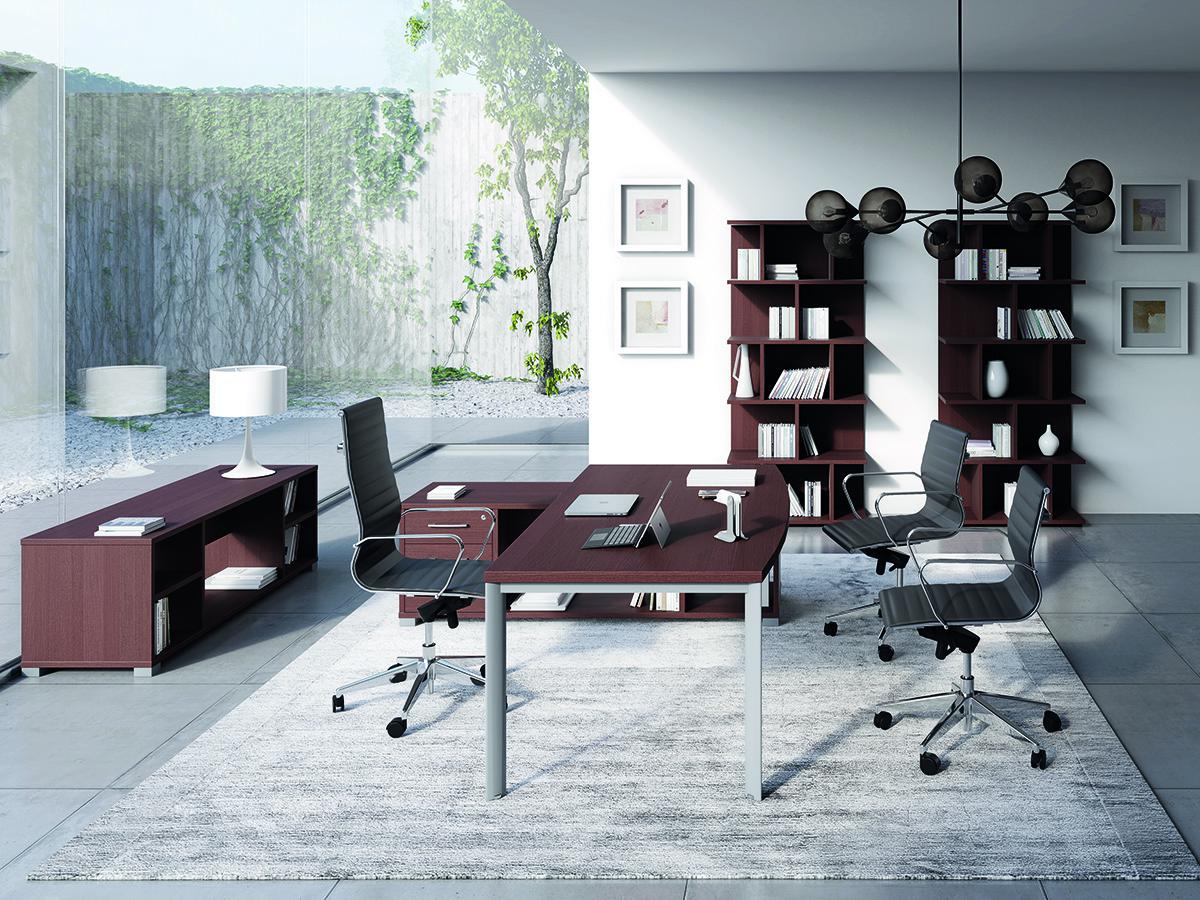 Arredamento Ufficio Classico Prezzi : Arredamento ufficio completo vendita online composizioni arredo