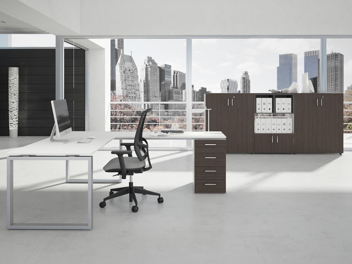 Arredamento Ufficio Offerte : Arredamento ufficio completo vendita online composizioni arredo