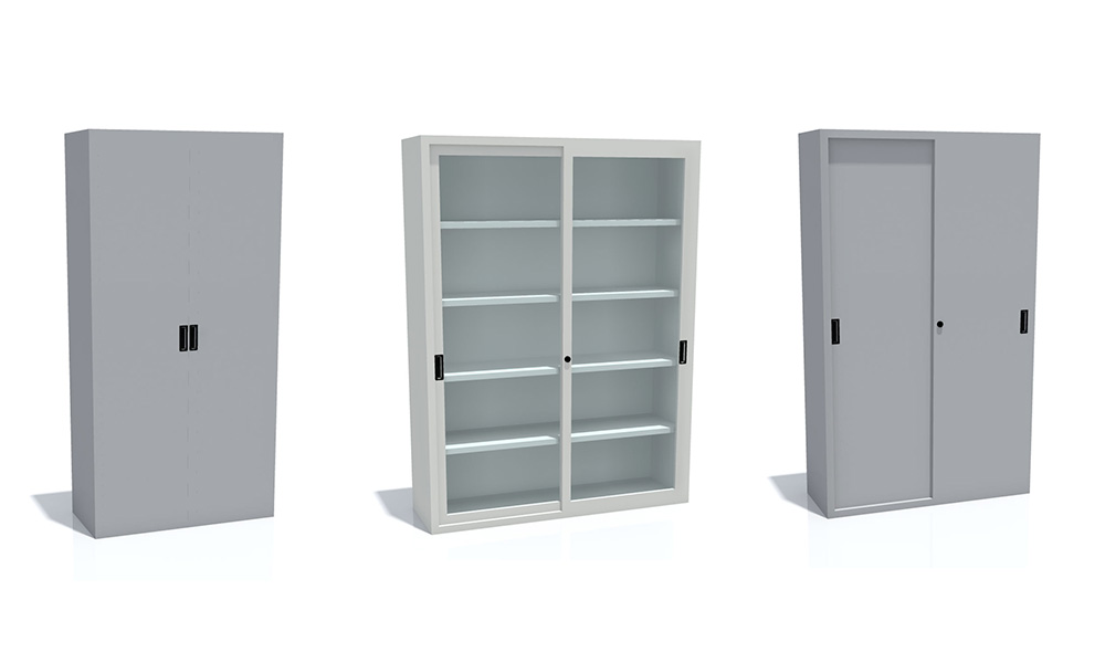 Armadietti metallici e armadi archivio ufficio