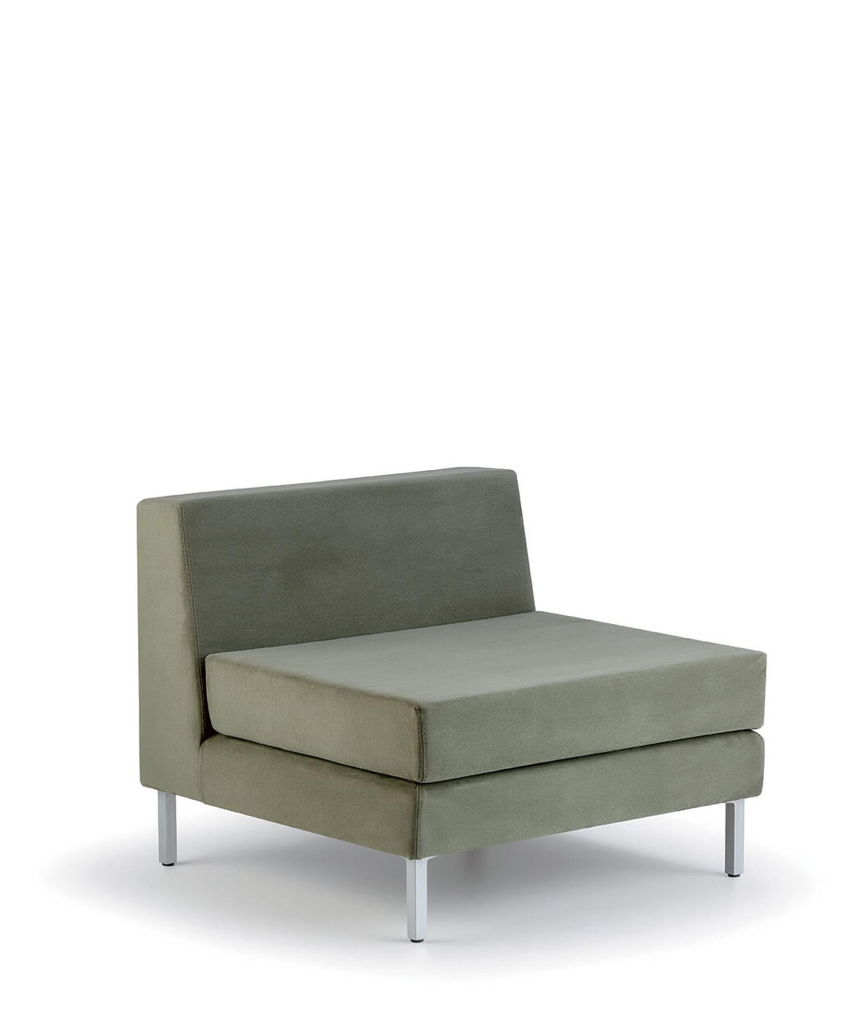Poltrone attesa e divani ufficio design Sintonia