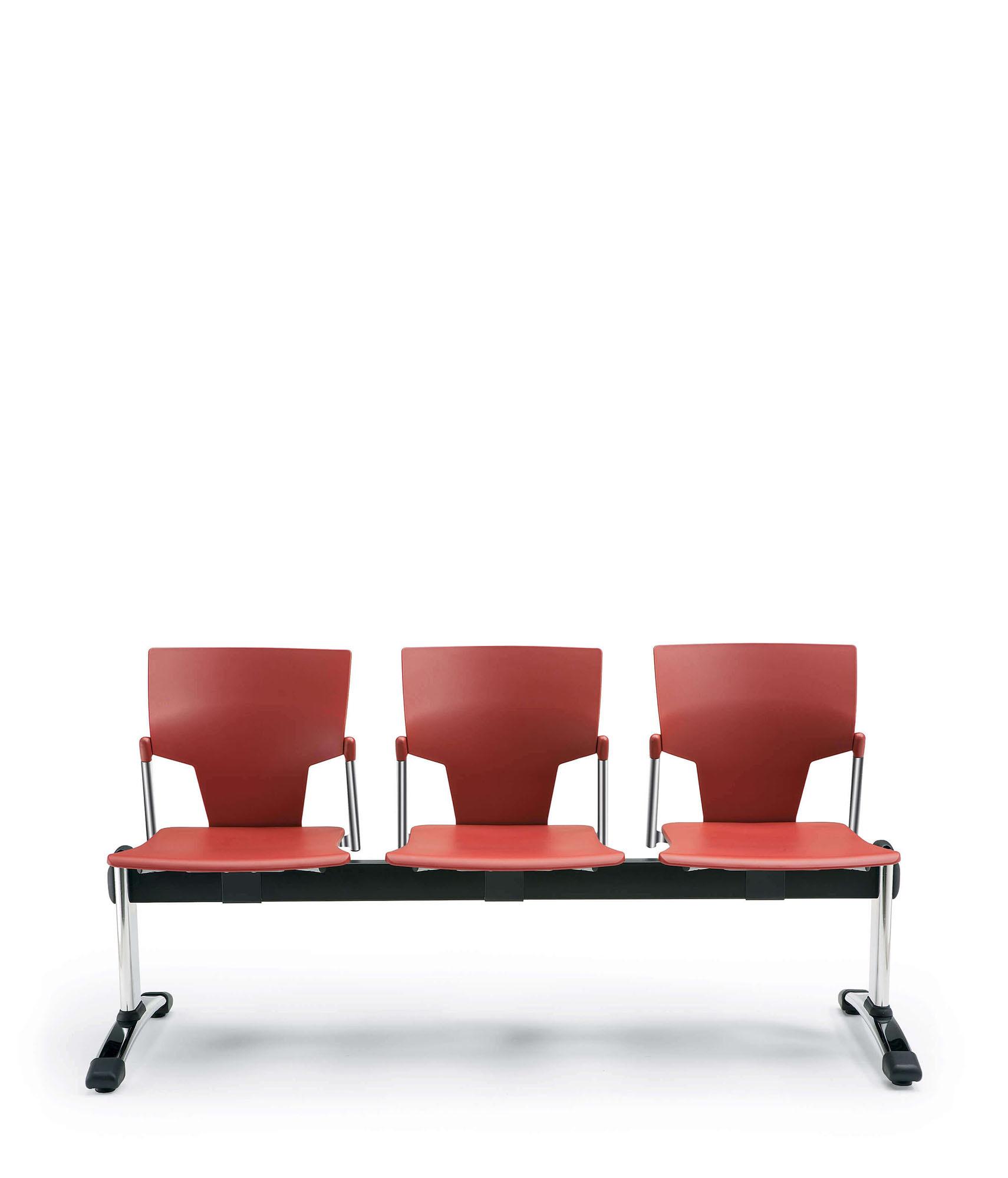 Sedie sala d'attesa Spring